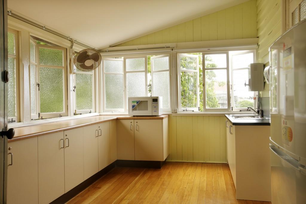 Kitchen bright