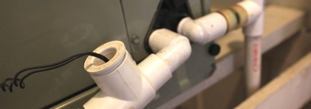 AC Drain Line Overflow Switch